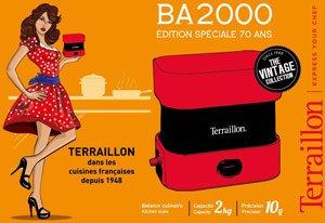 balance vintage terraillon BA 2000