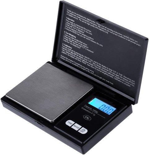 mini balance électronique de poche de précision